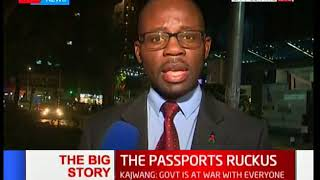 The Big Story: The passport ruckus