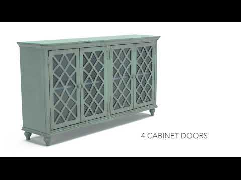 Mirimyn T505-762 Door Accent Cabinet