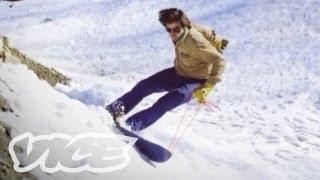Powder And Rails: Snowboard Legend Jake Burton Carpenter