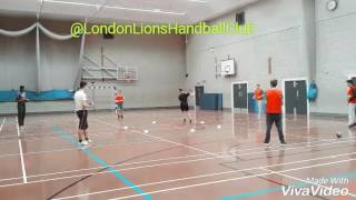 Handball Saturday Warm up