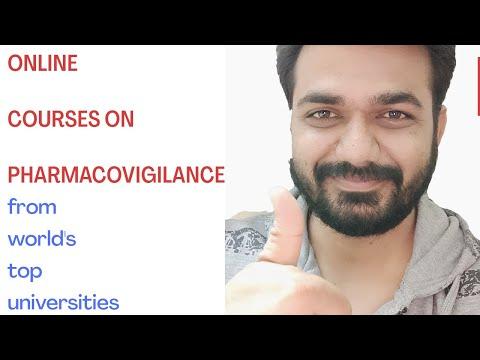 Online courses on pharmacovigilance - YouTube