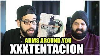 "XXXTENTACION & Lil Pump ft. Maluma & Swae Lee - ""Arms Around You"" (Official Music Video) *REACTION!!"