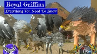 ark mobile royal griffin taming - TH-Clip