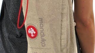Manduka Journey On - The Daytripper Top-Loading Yoga Mat Bag  af72bf82160b4