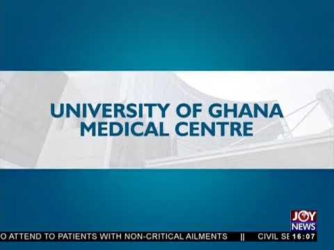 UG Medical Centre - The Pulse on JoyNews (12-7-18)