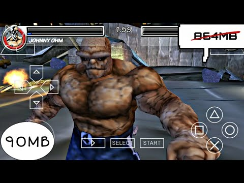 Download Ppsspp Emulator Marvel Nemesis Rise Of The Imperfects Ps