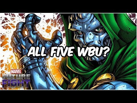 Do Not Doubt the POWER of Doctor Doom! - Marvel Future Fight