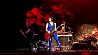 Crimson and Clover - Joan Jett in San Diego 2017 (SJF)