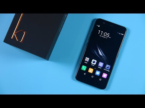 GOME K1 Unboxing and Review