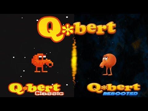 Q*bert Rebooted IOS