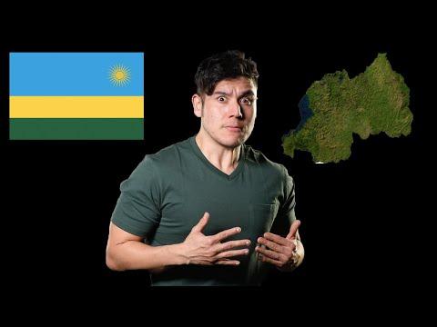 Rwanda - Geography Now!