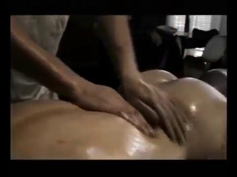 Massagem da próstata com penetração