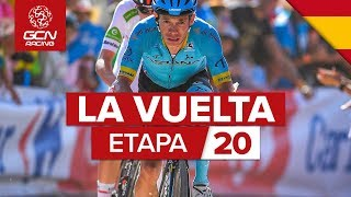 La Vuelta a España 2019 20ª etapa: Arenas de San Pedro – Plataforma de Gredos   GCN Racing