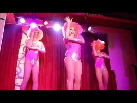 Sasha Starr, Jacqui Meoff & Nova -