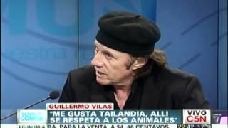C5N - SENTIDO COMUN: GUILLERMO VILAS
