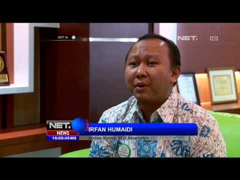 Presiden Jokowi tegaskan seluruh RS bermitra BPJS wajib layani warga - NET16