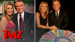 Pat Sajak and his wife are spending Valentine's Day with Vanna White and her man. | TMZ