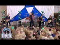 """Morgan Wallen performs """"Whiskey Glasses:"""" WWE Tribute to the Troops 2018"""