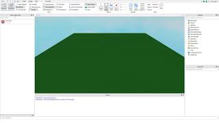 Roblox Team Create Tutorial - Invite others to work in real time