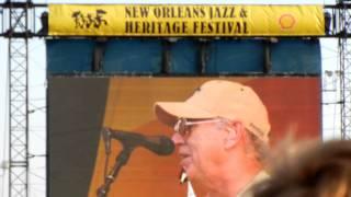 Buffett Jazz Fest 2011 Window on the World (Hiatt)