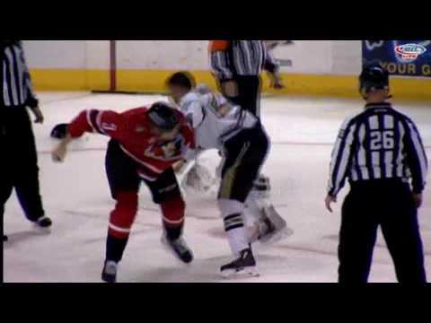 Jonathan Racine vs Steven Oleksy