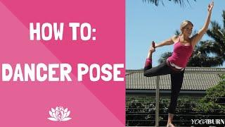 How To Dancer Pose 💕