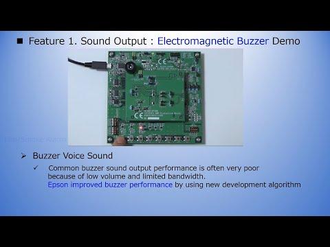 Sound MCU S1C31D51