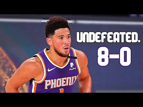 Devin Booker HAD SOMETHING TO PROVE! – NBA Bubble Highlights 2020