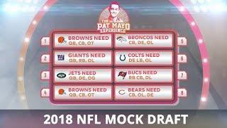 2018 NFL Mock Draft - Final Version