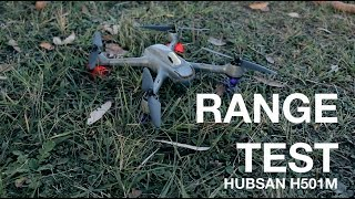 Hubsan H501M review: range, app, WiFi and flight test