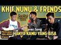 Download Lagu Tiket-Hanya Kamu Yang Bisa Cover Khifnu, Rizaldy & Sukarman Suaranya Renyah Gaess Mp3 Free
