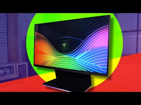 Razer Raptor 27 review: the mullet of gaming monitors