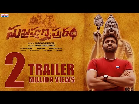 Subrahmanyapuram Movie Trailer 4K in 2018