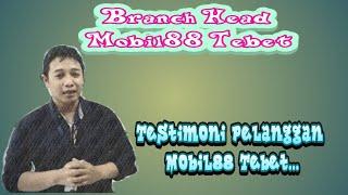 Testimoni Sahabat tentang Pembelian Mobil Bekas di Mobil88 Tebet.