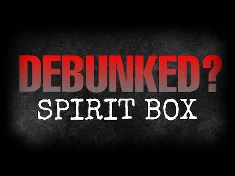 Ghost Box | Just Radio Or Real Spirit Communication?