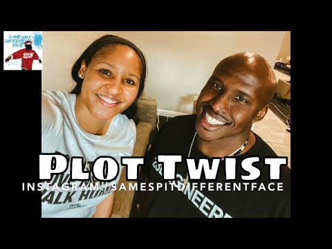 MAYA MOORE Gets Married To JONATHAN IRONS Guy She Helped Free From Prison
