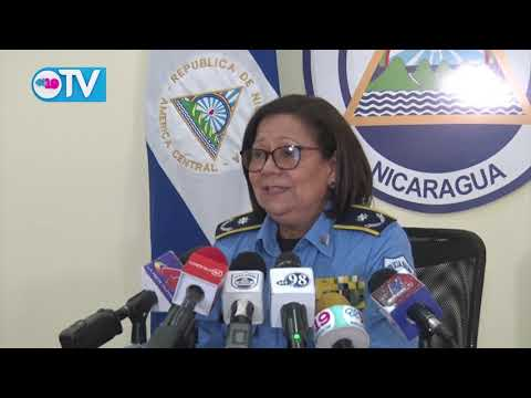 Este es el informe de accidentes de tránsito en Nicaragua