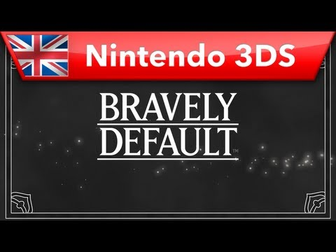 Bravely Default - Trailer (Nintendo 3DS) thumbnail