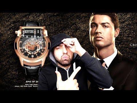 Dünyanin En Güzel Cristiano Ronaldo Reklamlari !