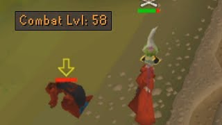 PKing with a sneaky method at a low level