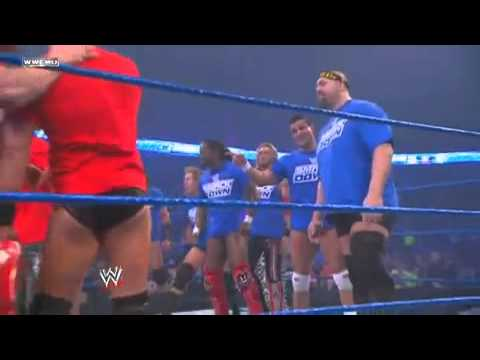 WWE Smackdown 22/10/10 - Team Smackdown vs Team Raw (HQ)