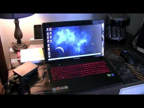 Lenovo IdeaPad Y510P Gaming Laptop Overview