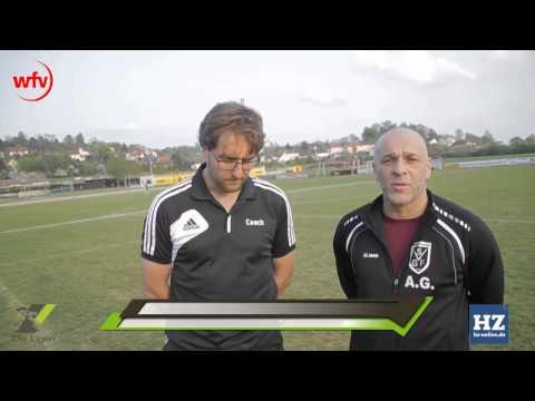 FC Härtsfeld - SV Germania Fachsenfeld: Das Interview mit den Trainern
