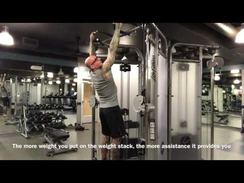 Assisted Pull-Up Alternative