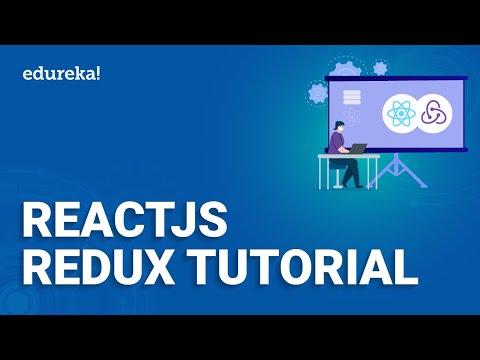 ReactJS Redux Tutorial | ReactJS with Redux | Redux for Beginners ...