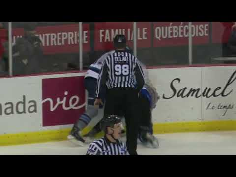 Felix Bibeau vs. Jeffrey Durocher