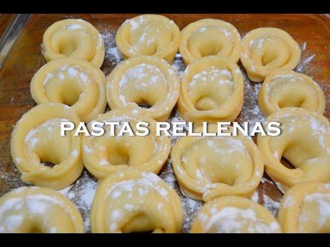 Pasta rellena CAPELETIS verdura y ricota