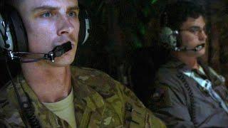 AC-130 Gunship Navigator Recalls Taliban Combat Mission