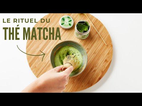Comment préparer le thé Matcha à la perfection? Le rituel Matcha IRO.