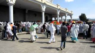 preview picture of video 'Christ Church - Addis Ababa, Ethiopia - Holy Week'